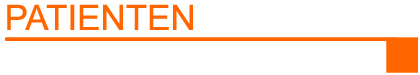 Patienten-Wegweiser: Online-Magazin für das Gesundheitswesen